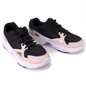 Avia Running Shoes - Memory Foam, Black/Pink